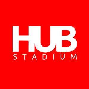 HUB Stadium Logo